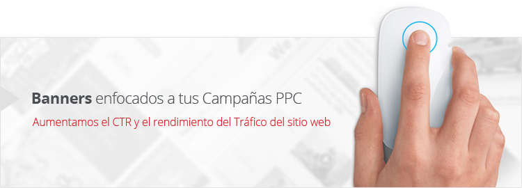 Banners para PPC